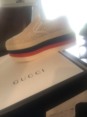 Gucci Peggy platforms NIB for Sale in Indianapolis, IN