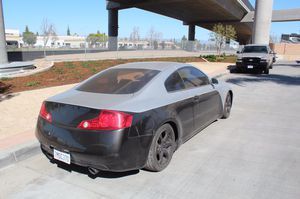 PART OUT 2004 Infiniti G35 Coupe for Sale in Corona, CA