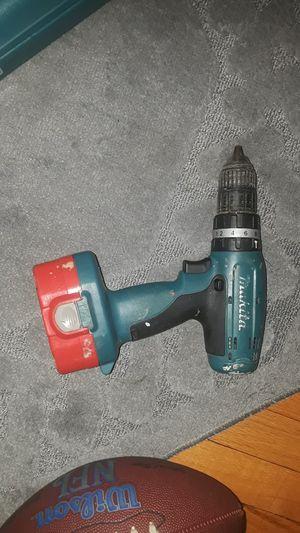 Makita hammer drill for Sale in Chicago, IL