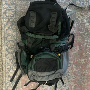 Backpacking Backpack Large Cabela Is The Brand 30in By 16 for Sale in San Diego, CA