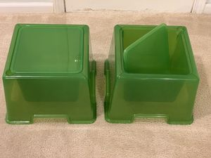 ikea kids chairs with storage for Sale in Riverwoods, IL