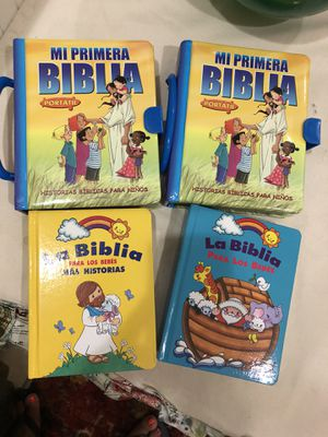 Beautiful Spanish bible for kids -brand new for Sale in Winter Haven, FL