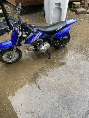 Ssr 75cc works perfect with title automatic for Sale in Warren, MI
