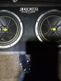 """2 10"""" Kickers Comp for Sale in San Leandro,  CA"""