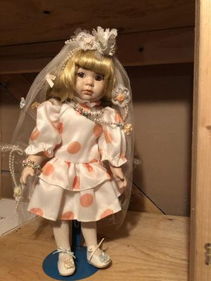 Antique doll for Sale in Mashpee, MA