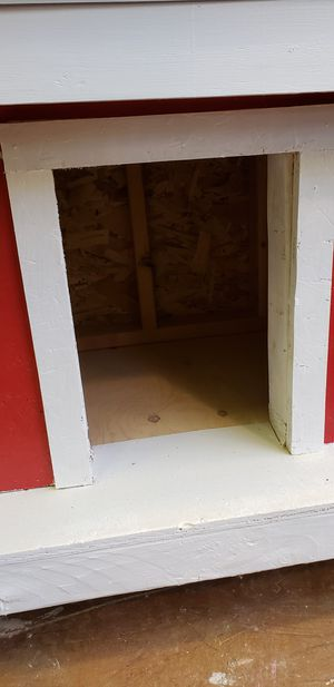 Dog house 38 inches height 34inches width 26 inches length for Sale in Stockton, CA