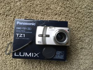 Panasonic LUMIX Digital Camera for Sale in Matthews, NC