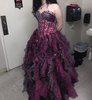 prom/quinceanera dress for Sale in Las Vegas, NV