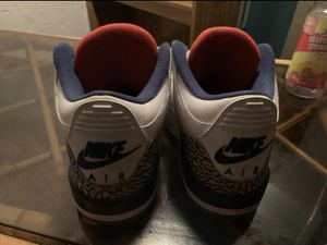 Retro 3 size 11.5 barely any flaws for Sale in Romulus, MI