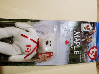 Maple Beanie Baby Sealed for Sale in Griffith,  IN