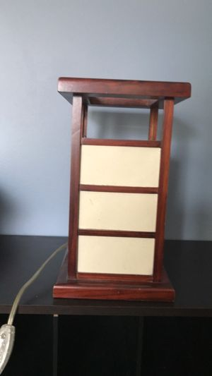 Paper lamp for Sale in Atlanta, GA