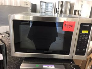 Kitchenaid counter top microwave for Sale in San Luis Obispo, CA