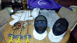 FENCING GEAR & MORE for Sale in St. Louis, MO