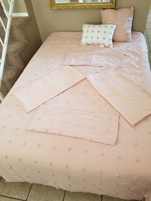 Mattress 12 Inches with box Spring 9 in. Plus Comfort Set for Sale in Las Vegas, NV