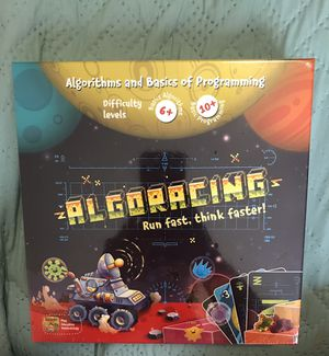 Algorithms and Basics of Programming for Sale in Sacramento, CA