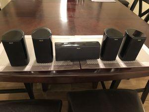 Klipsch hd600 surround sound speakers for Sale in Holiday, FL