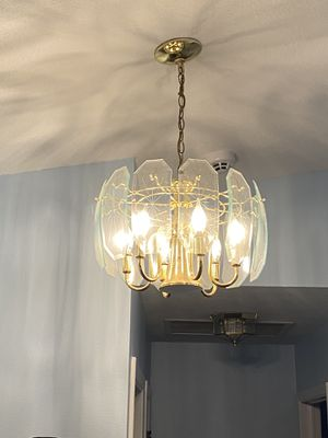 Gold Chandelier Set for Sale in Clearwater, FL