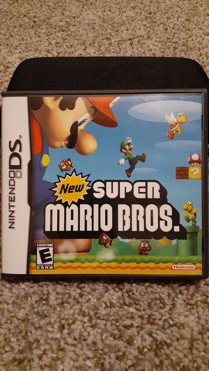 New super mario bros. Nintendo DS for Sale in Surprise, AZ