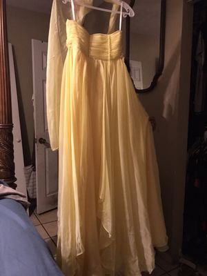 Prom dress large for Sale in Lake Wales, FL