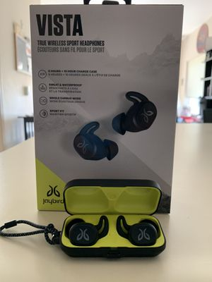 Jaybird Vista Wireless Sport Bluetooth Headphones for IPhone/Android for Sale in Seattle, WA