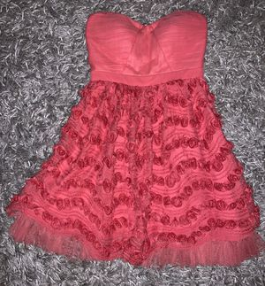 Sleeveless pink lace dress size small new with tags purchased from ModCloth for Sale in Jacksonville, FL