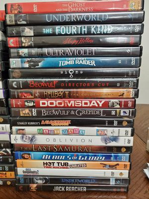 My DVD Collection 145 in all .. for Sale in Phoenix, AZ