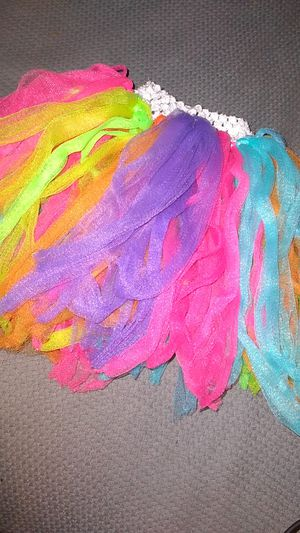 Homemade trolls baby Tutu for Sale in Fort Lauderdale, FL