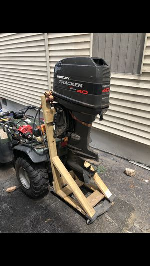 Mercury 40 hp out board motor for Sale in Staten Island, NY