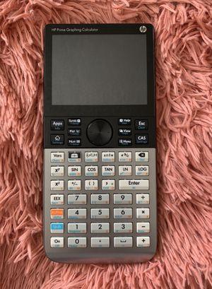 HP Prime Graphing Calculator for Sale in Casper, WY