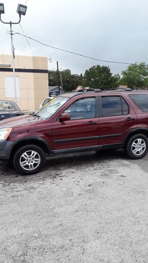 HONDA CRV 03 $3495 CASH $1395 DOWN for Sale in San Antonio, TX