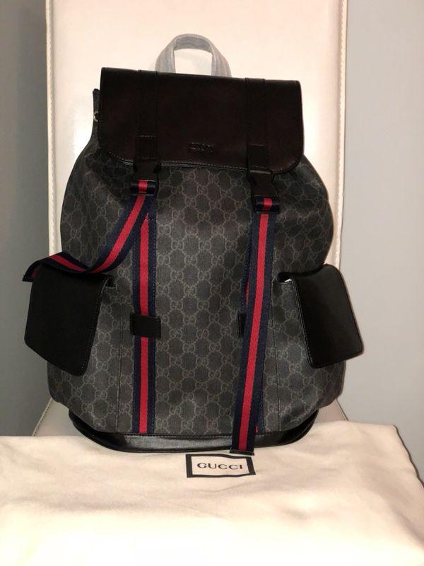 f2aaec359991 Gucci Backpack for Sale in Stockbridge, GA - OfferUp