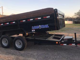 Dump Trailer 14x7 for Sale in Mesquite,  TX