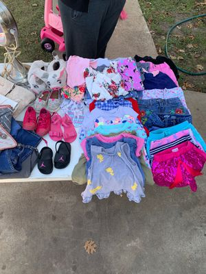 Baby girl clothes for Sale in Arlington, TX
