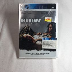Johnny Depp Penelope Cruz Blow New DVD for Sale in Long Beach,  CA