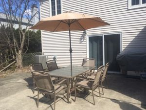 Outdoor Dining and Bistro set for Sale in Gaithersburg, MD
