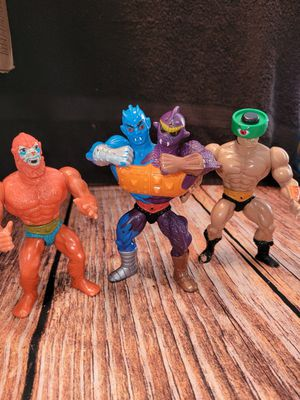 He man motu action figures for Sale in Port Orchard, WA
