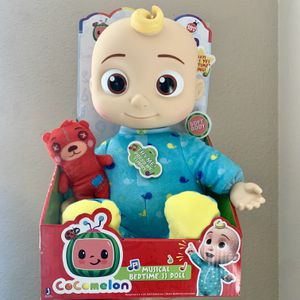 Brand New Cocomelon Musical Bedtime JJ Doll for Sale in Murrieta, CA