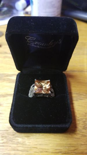 Wemons sterling ring for Sale in Manson, WA