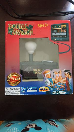 Double Dragon Plug and Play TV Arcade Video Game System for Sale in Los Angeles, CA