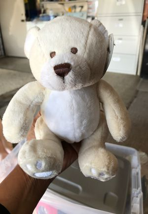Baby bear stuffed animal with tag $1.00 for Sale in Menifee, CA