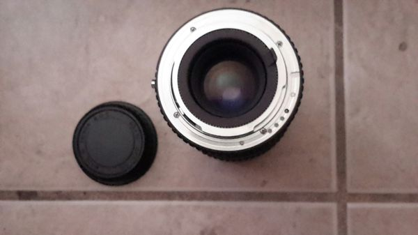 Camera with 2 lenses