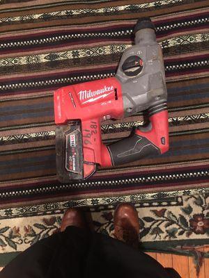 Milwaukee hammer drill usado pero en perfectas condiciones for Sale in Silver Spring, MD