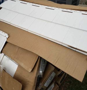 7inch ,Shingle siding white by Portsmouth for Sale in Rocky River, OH