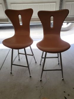 Set Of Two Barstools for Sale in Chino,  CA