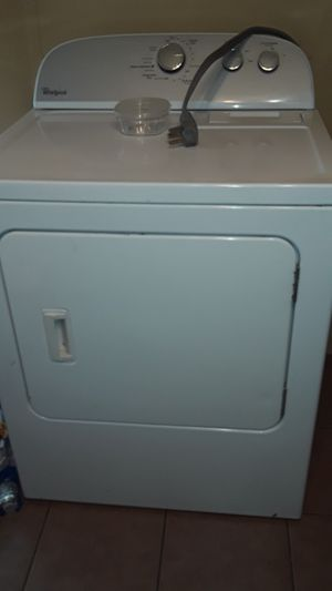 WHIRLPOOL DRYER for Sale in San Antonio, TX