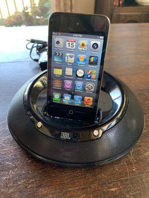 iPod + JBL Speaker Music System for Sale in Danville, CA