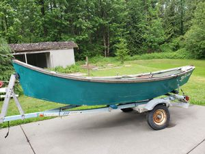 14ft Drift Boat for Sale in Concrete, WA