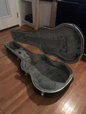 Molded Acoustic Guitar Case - RRMADN ABS for Sale in Melrose, TN
