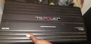 5000w amp for Sale in Lakeland, FL