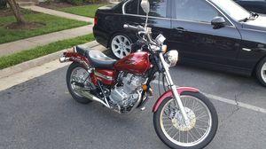 2012 Honda Rebel 250CC for Sale in Sudley Springs, VA